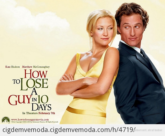how to lose a guy in 10 days ugly truth