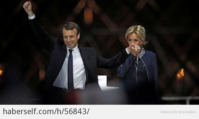 Fransa Cumhurbaskani Emmanuel Macron Un 24 Yas Buyuk Esine Olan Buyuk Askiyla Ilgili 12 Ayrinti Haberself Turkiye Nin Viral Haber Merkezi
